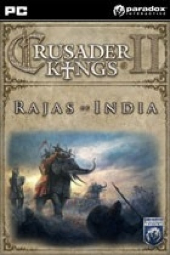 Crusader Kings II: Rajas of India (DLC) (Win - Mac - Linux)