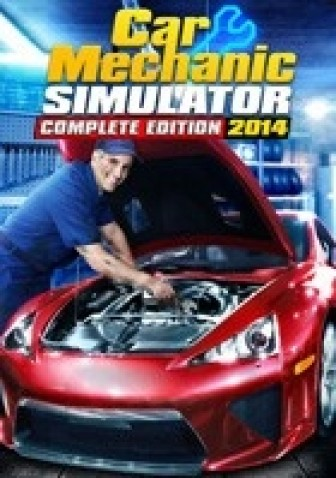 Car Mechanic Simulator 2014 (Win - Mac)