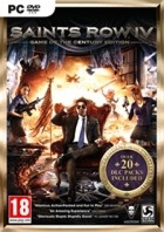Saints Row IV - Game of the Century Edition