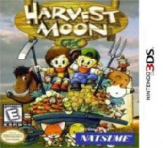 Harvest Moon 3DS - eShop Code