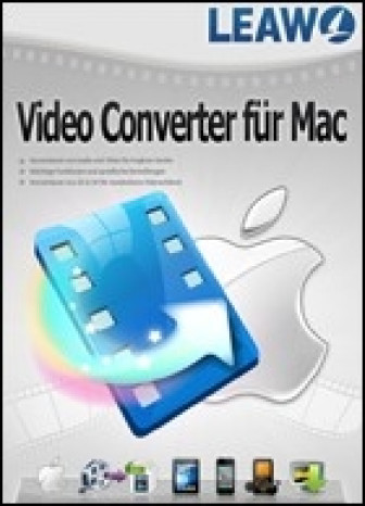 Leawo Video Converter für Mac