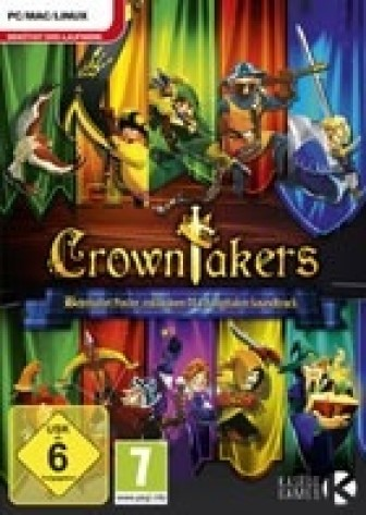 Crowntakers (Win - Mac - Linux)