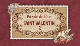 Holiday Jigsaw:  Valentines Day 2