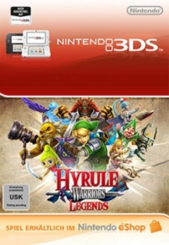 Hyrule Warriors: Legends – eShop Code