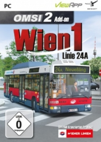 OMSI 2 - Wien 1 - Linie 24A Add-On