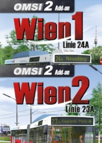 OMSI 2 - Wien 1 & 2 Bundle