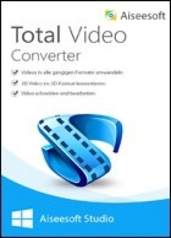 Aiseesoft Total Video Converter - 1 User - Unlimited