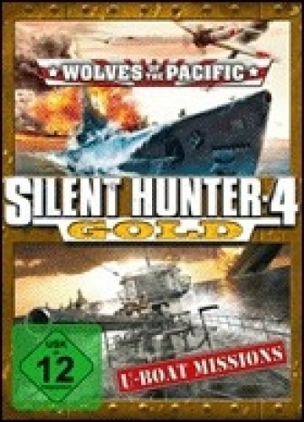 Silent Hunter 4: Wolves of the Pacific - Gold Edition