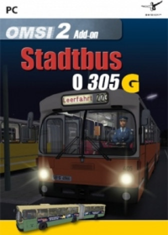 OMSI 2 - Stadtbus O305G Add-On