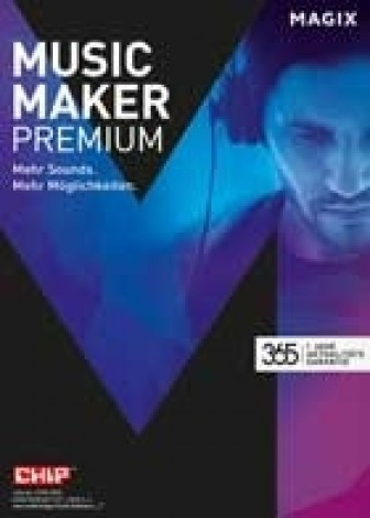 MAGIX Music Maker Premium 365