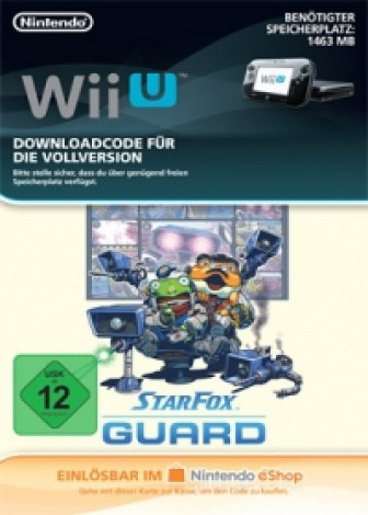 Star Fox Guard - eShop Code