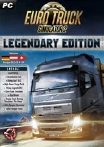 Euro Truck Simulator 2: Legendary Edition
