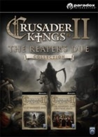 Crusader Kings II: The Reaper's Due Collection