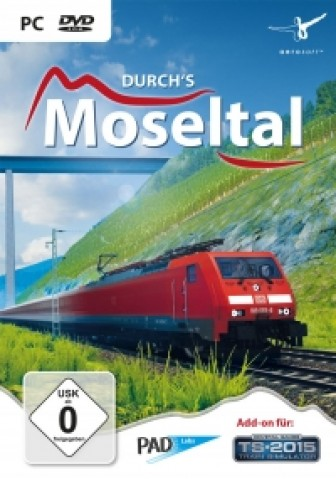 Train Simulator: Durchs Moseltal Add-On