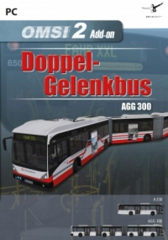 OMSI 2 - Doppelgelenkbus AGG 300 Add-On