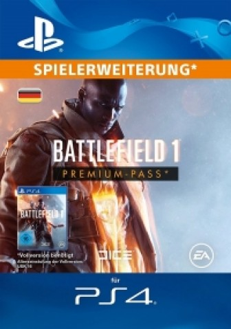 Battlefield 1 Premium Pass - PS4 Code