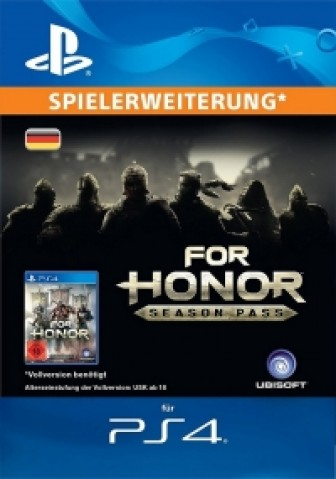 For Honor Season Pass - PS4 Code