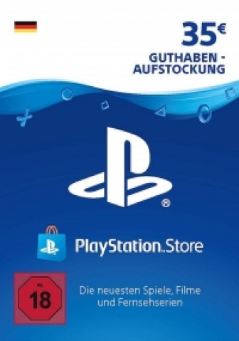 PSN Card 35 Euro DE (Deutschland) - Playstation Network