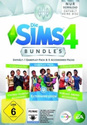 Die Sims 4 - Bundle Pack 5