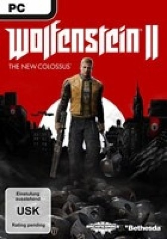 Wolfenstein II: The New Colossus Digital Deluxe Edition German Edition