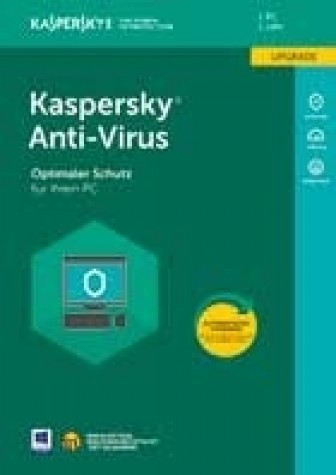 Kaspersky Antivirus - Upgrade - 1 User - 1 Jahr