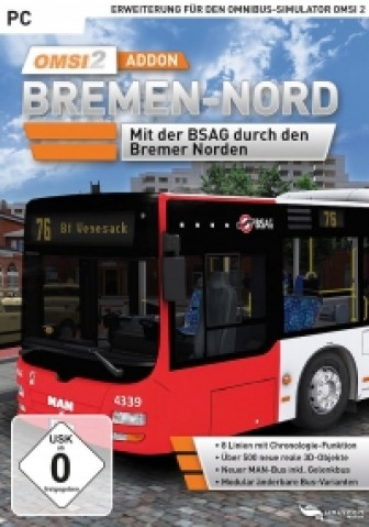 OMSI 2 - Bremen-Nord Add-On