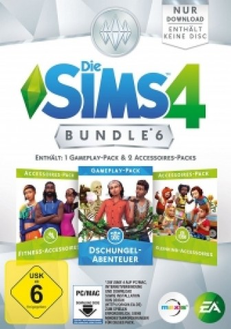 Die Sims 4 - Bundle Pack 6