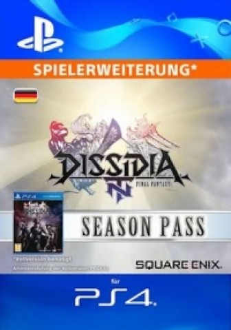 Dissidia Final Fantasy NT Season Pass - PS4 Code