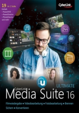 CyberLink Media Suite 16 Ultimate