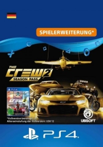 The Crew 2 Season Pass - PS4 Code
