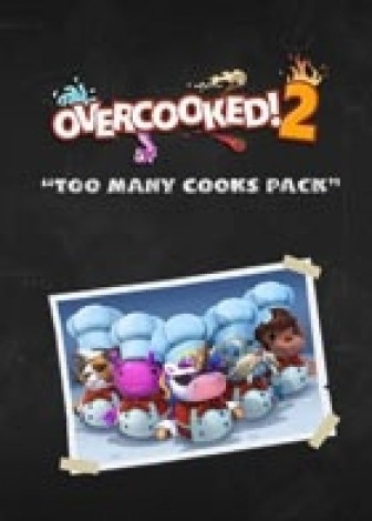 Overcooked! 2 - Too Many Cooks Pack (DLC)