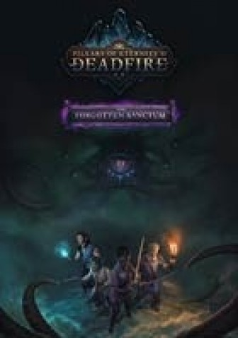 Pillars of Eternity II Deadfire - The Forgotten Sanctum
