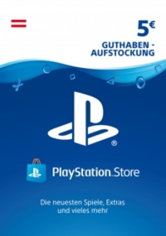 PSN Card 5 Euro AT (Österreich) - Playstation Network