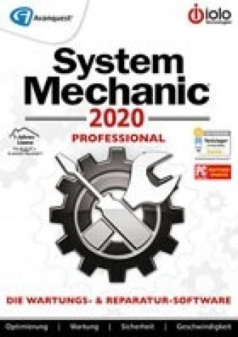 System Mechanic 2020 Professional