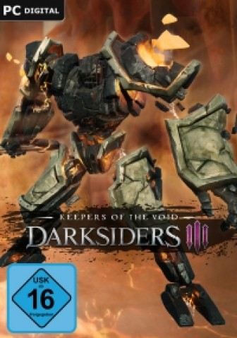 Darksiders III - Keepers of the Void