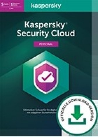 Kaspersky Security Cloud Personal Edition - 1 Jahr
