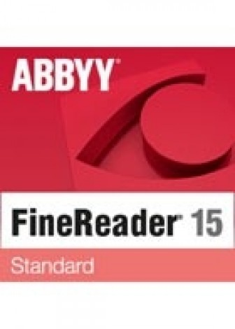 ABBYY FineReader 15 Standard Upgrade