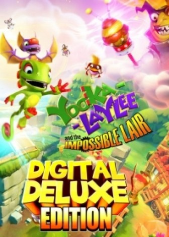 Yooka-Laylee and The Impossible Lair Deluxe Edition