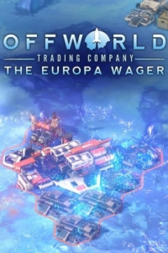Offworld Trading Company - The Europa Wager