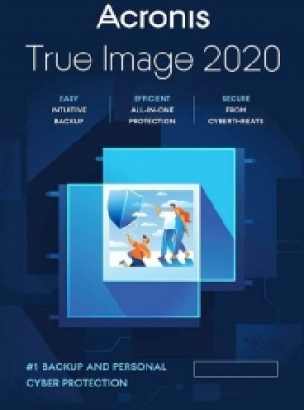 Acronis True Image 2020 - 1 PC