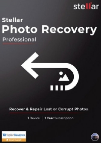 Stellar Photo Recovery Professional for Mac v10.0