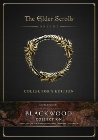 The Elder Scrolls Online Collection: Blackwood Collector's Edition