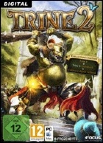 Trine 2 Collector's Edition (PC-Mac)