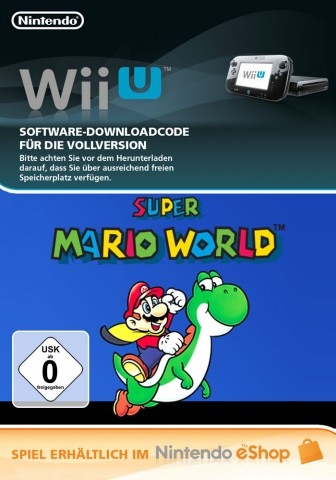 Super Mario World - eShop Code