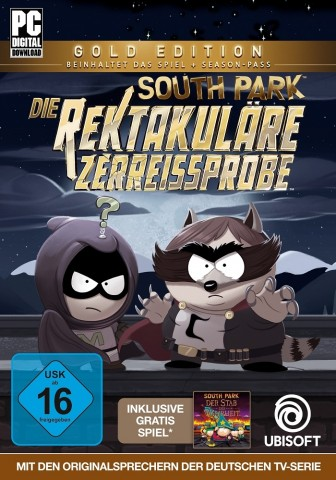 South Park: Die rektakuläre Zerreißprobe - Gold Edition