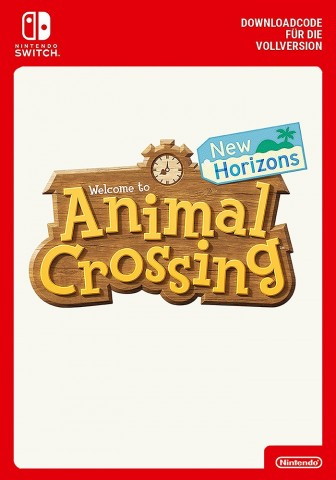 Animal Crossing: New Horizons - eShop Code