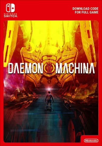 DAEMON X MACHINA - Switch eShop Code