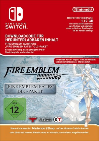 Fire Emblem Warriors: Fire Emblem Fates Pack - Switch eShop Code