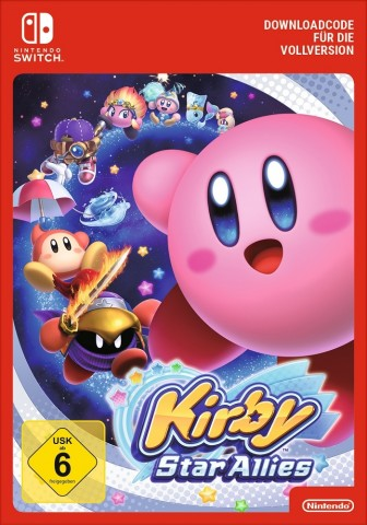 Kirby Star Allies - eShop Code
