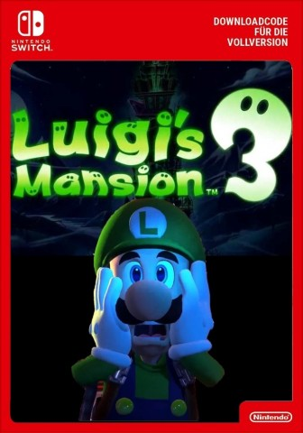 Luigi's Mansion 3 - Switch eShop Code